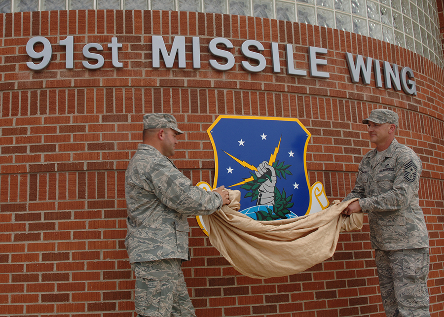 91st Missile Wing Sing