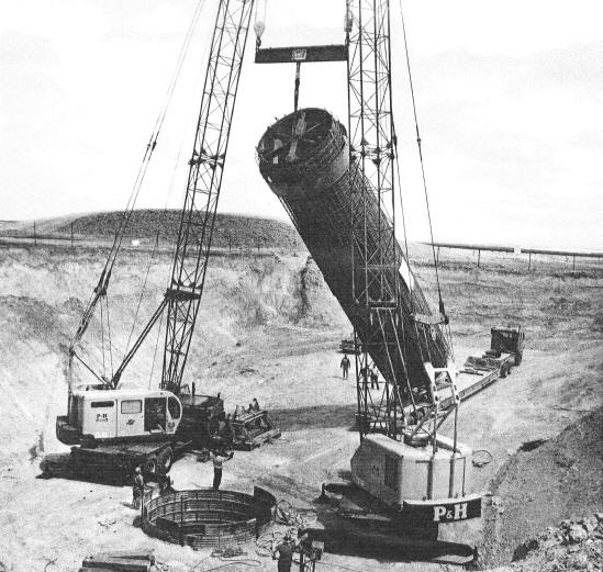 Launch Tube Liner Malmstrom AFB