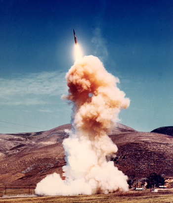 Minuteman II Launch
