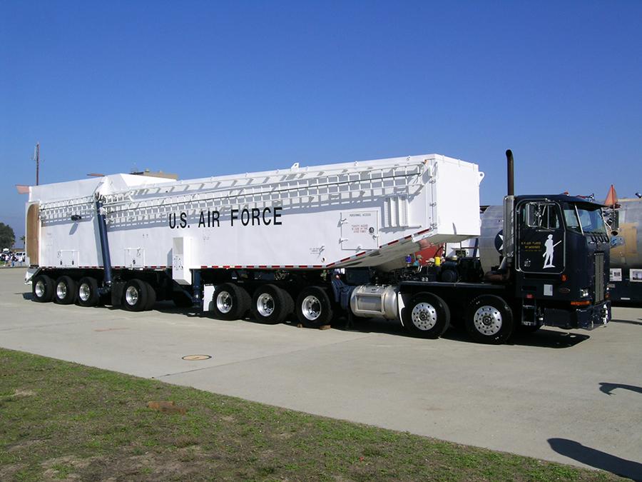 Minuteman Missile Maintenance